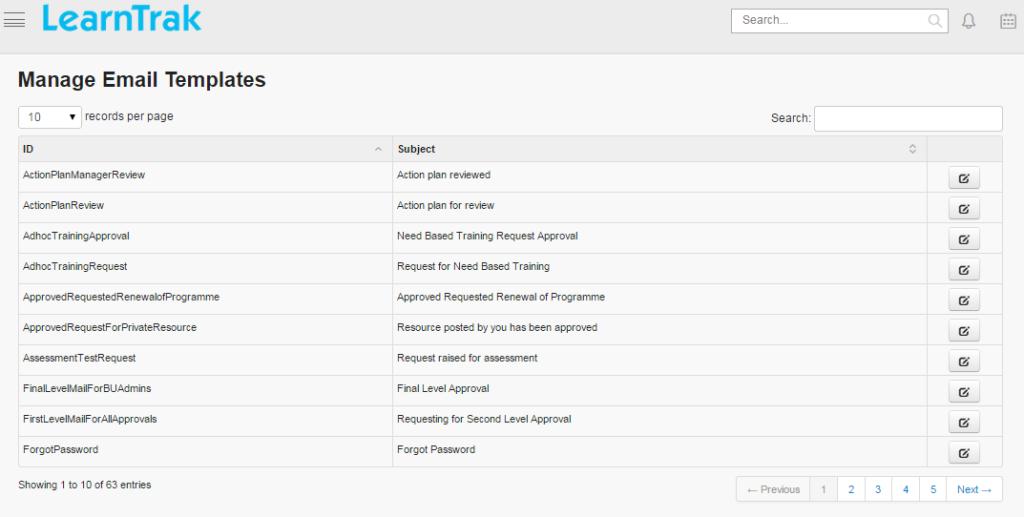 152 email templates learntrak lms imagesmngemailtemplateg altavistaventures Choice Image